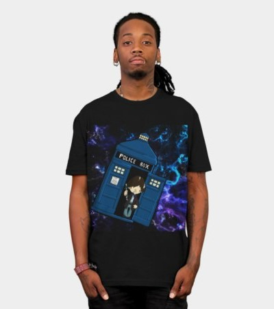 Tardis in Space – Doctor Who 2