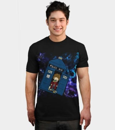 Tardis in Space – Doctor Who 4