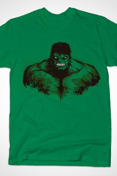 Hulk – The Green Fury