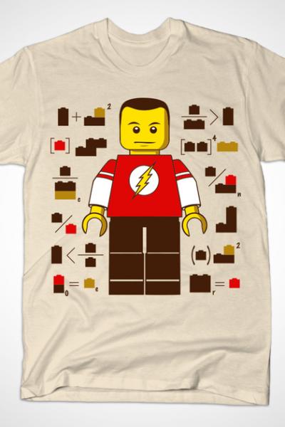 Lego – Highly Illogical