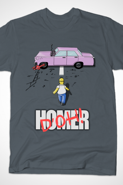 Homer Simpson – D'OH!