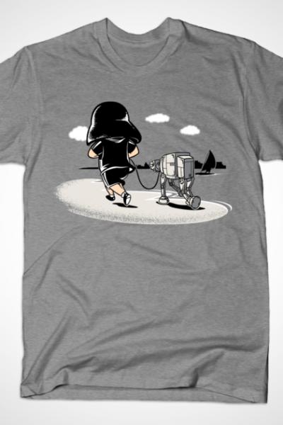 Darth Vader Jogging