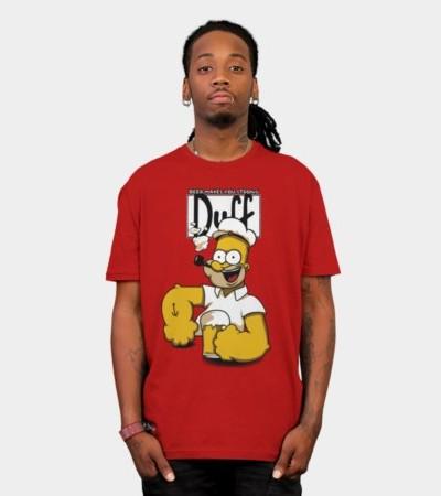 Homer Popeye