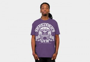 shredder gym