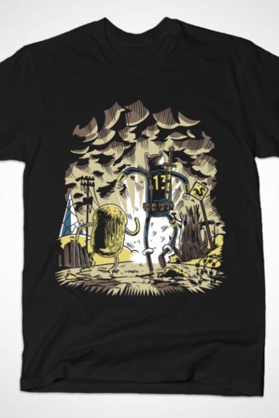 Adventure Time – Wasteland