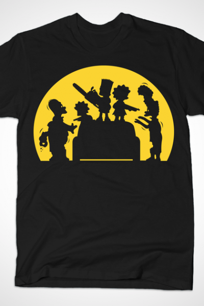 The Simpsons – Zombies