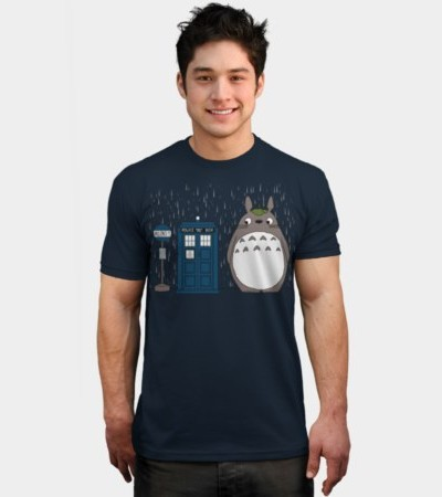 Allons Y Totoro