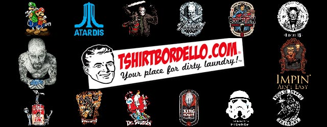 Giveaway : $50 Gift Card from TShirt Bordello