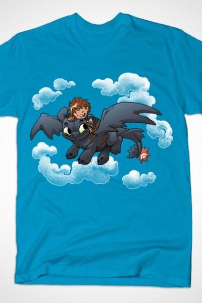 Friendly Flight T-Shirt