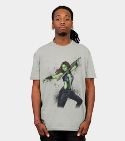 Guardians of the Galaxy – Gamora