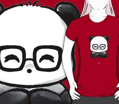 Geek Chic Panda