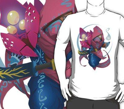e964ae38 League of Legends – Malzahar T-Shirt - TeeHunter.com