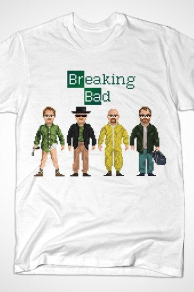 The Many Faces of Walter White