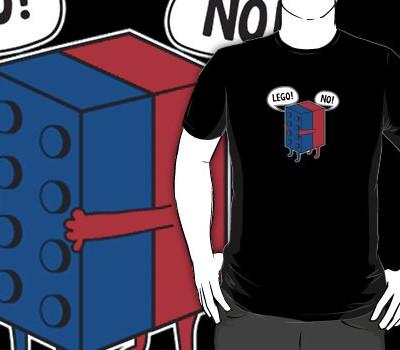 Lego – No!
