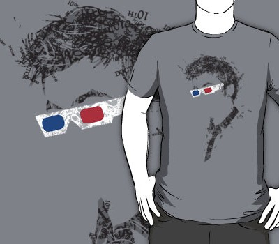 3D Tenth Doctor
