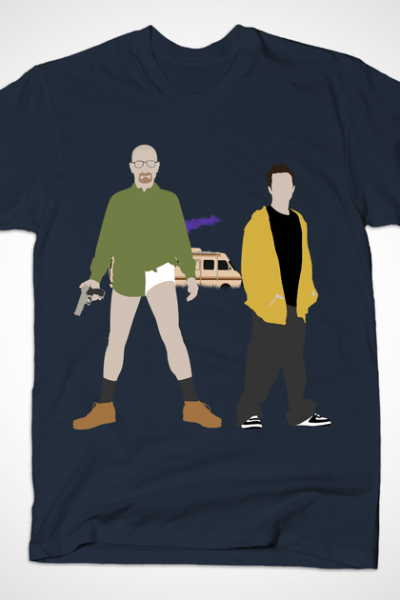 Breaking Bad – Walter and Jesse