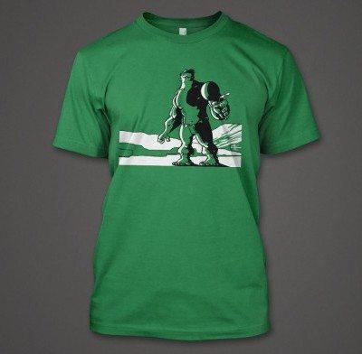 The Incredible Hulk: Green Genes