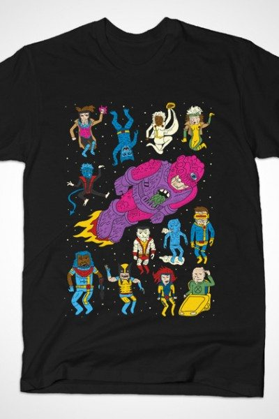 X-Men Alive!