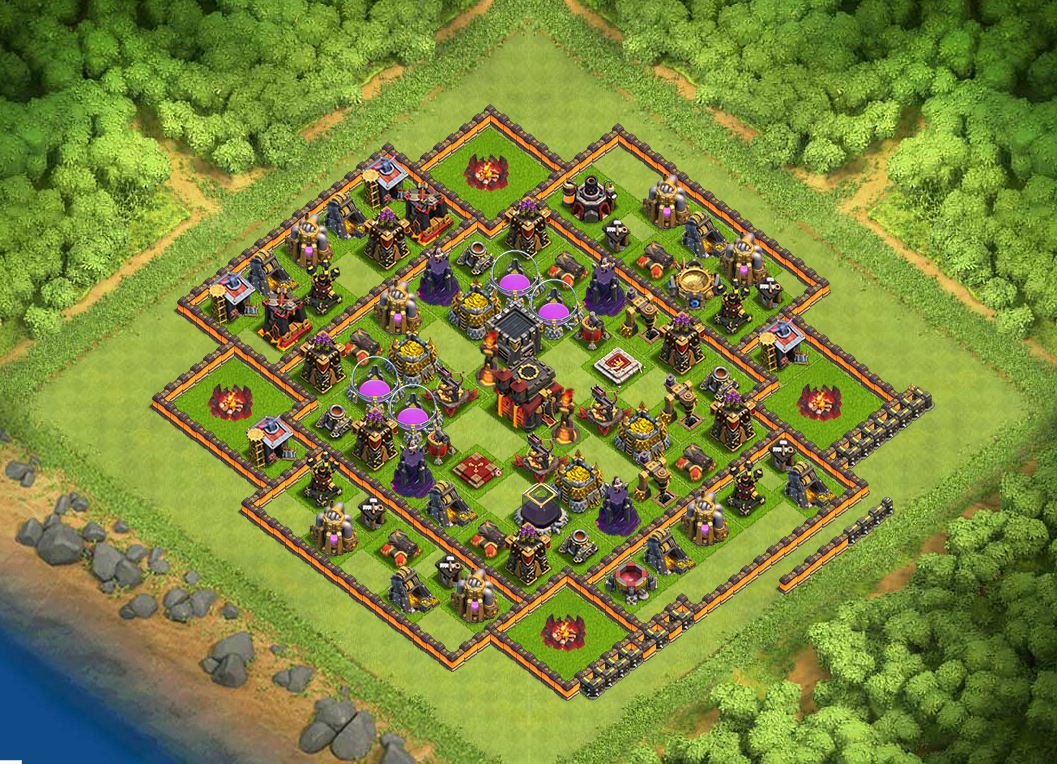 Top Players of Clash of Clans - TeeHunter com