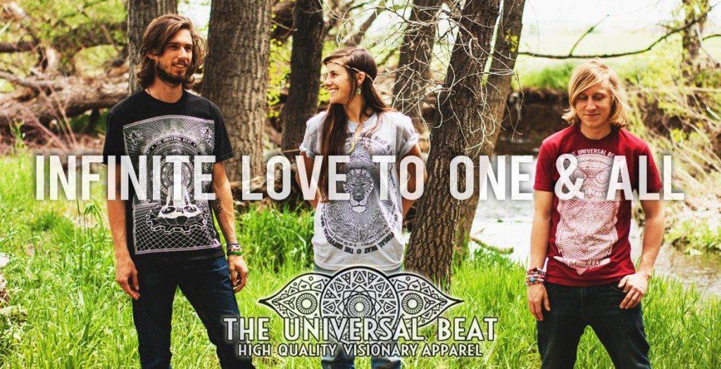the universal beat - infinite love