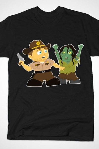 Walking Dead Parody T-Shirt
