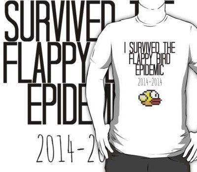 I Survived the Flappy Bird Epidemic