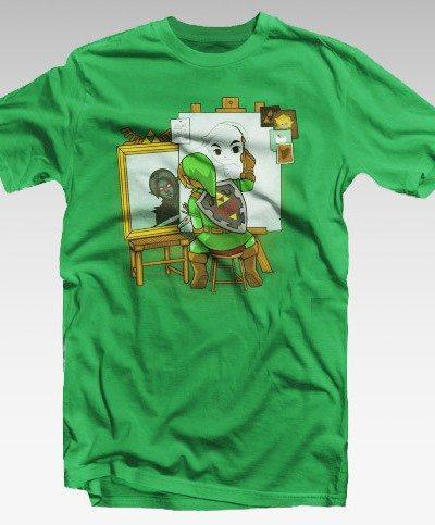 Legend of Zelda – Heroic Self Portrait