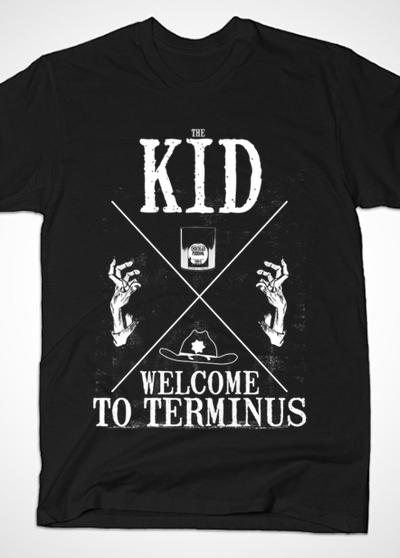 The Walking Dead: The Kid