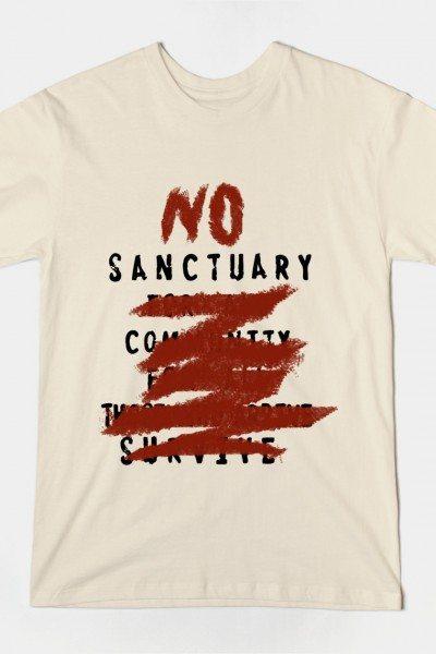 Walking Dead – No Sanctuary