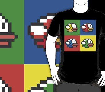 Flappy Bird – Pop Art