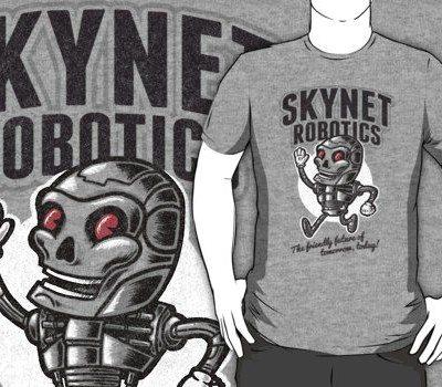 Terminator – Skynet Robotics