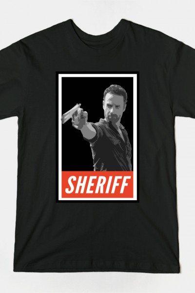 Walking Dead – Sheriff