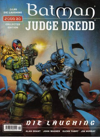 Batman/Judge Dredd - 5 things you didn't know about the joker