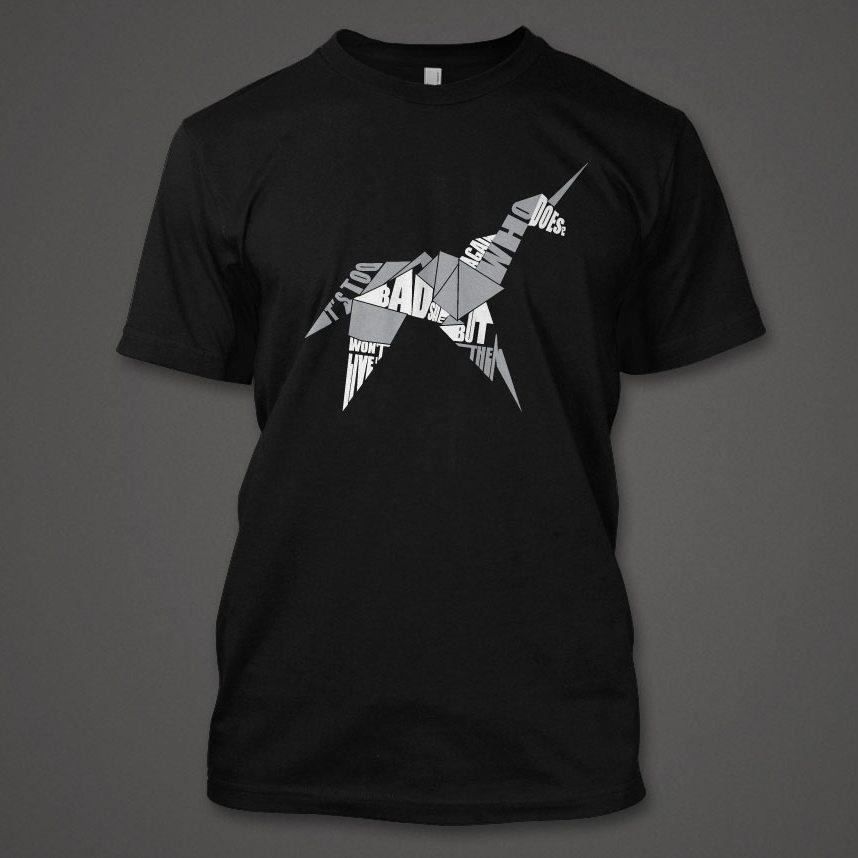 Blade Runner – Origami Unicorn