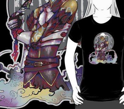 Dragon Age – Fenris T-shirt