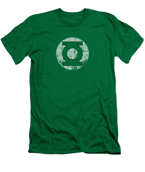 DC Distressed Green Lantern