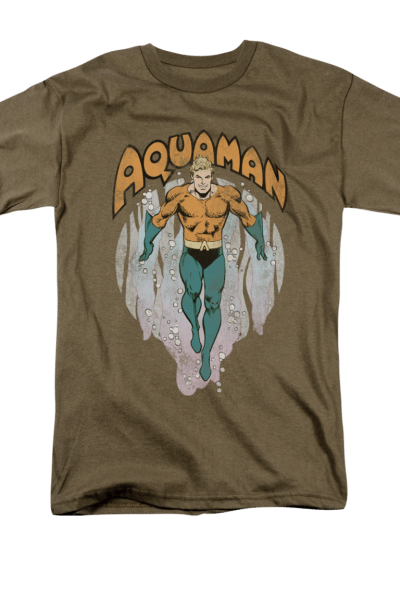 DC From The Depths Aquaman