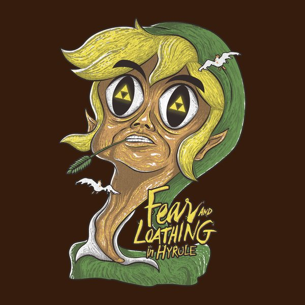 Fear and Loathing in Hyrule