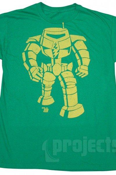 Sheldon's Man-Bot