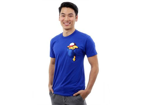 pocketmonsteryellow_4_large pocket t-shirt