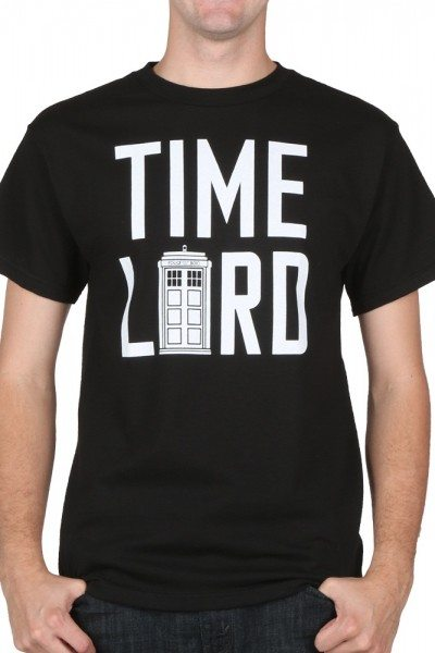 Time Lord TARDIS