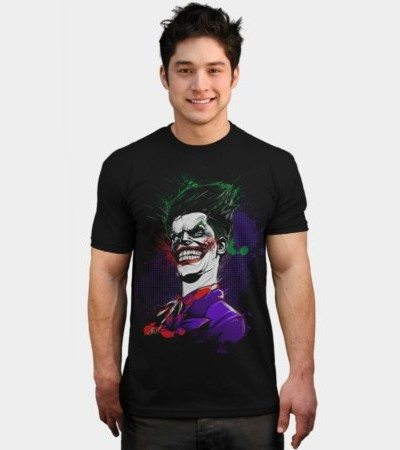The Joker – Why so Serious?