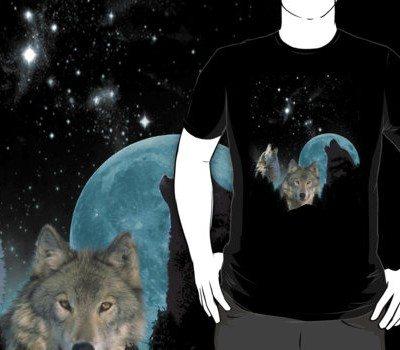 Wolves Mystic Midnight