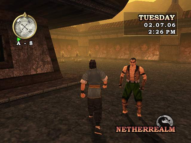10 Things You Probably Didn't Know About Mortal Kombat Konquest_3