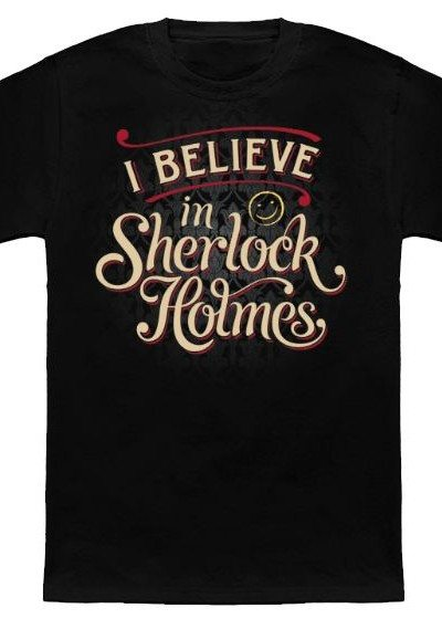 I Believe in Sherlock