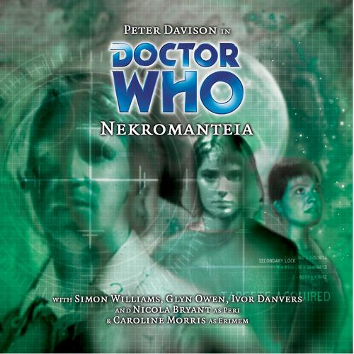 doctor who nekromanteia