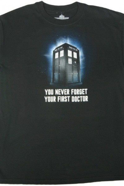 You Never Forget Your First Doctor