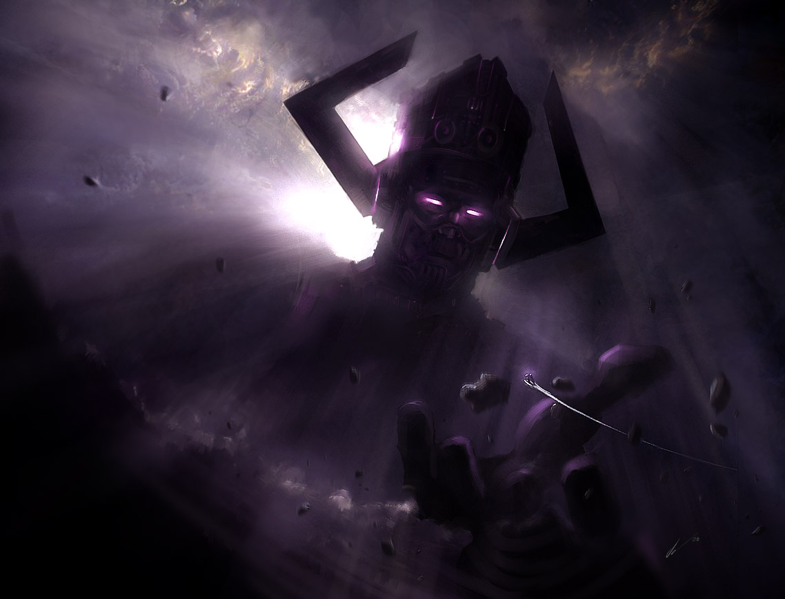 Real Life Inspirations Behind Comic Book Characters galactus