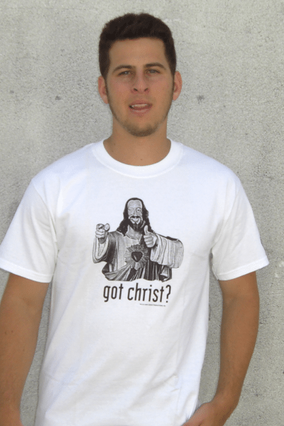 Got Christ?