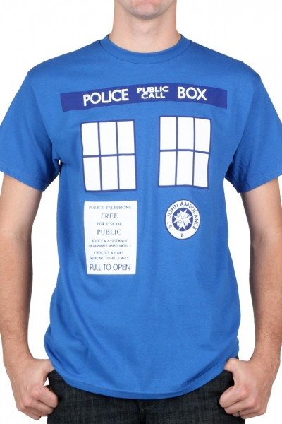 I Am the Tardis